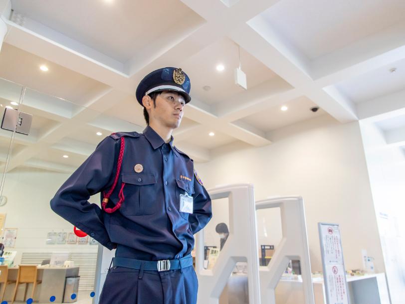 警務職 / 施設常駐警備