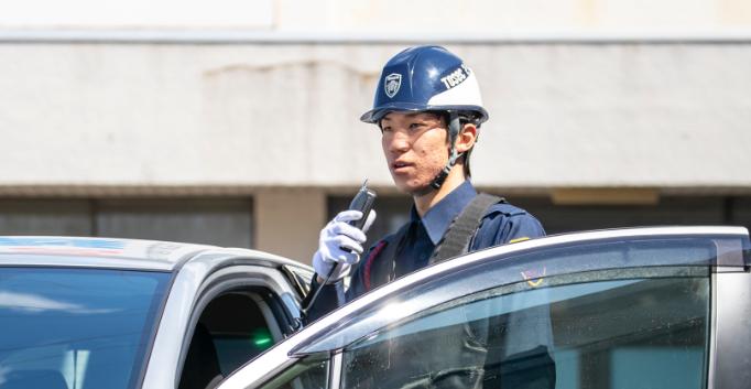 警務職 / 機械警備